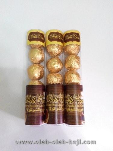 macam macam coklat arab